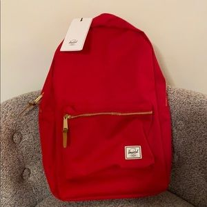 ✨NEW✨ Herschel Red Settlement Backpack 15""